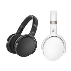 Sennheiser - HD 450BT - Noise-Cancelling Bluetooth Headphones