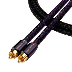 Tributaries - 6A - Series 6 RCA Analog Audio Cables (Pair)