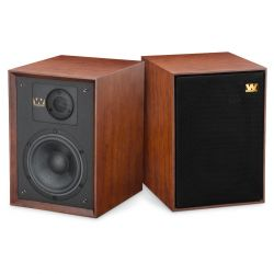 Wharfedale - Denton 85th Anniversary - Bookshelf Speaker (Pair) (Red Mahogany)