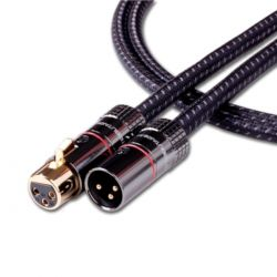 Tributaries - 8ABM - Series 8 Balanced Audio Mono Cable (Single)