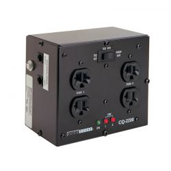 Juice Goose - CQ 2200 - 20-Amp Dual-Sequenced Power Distribution