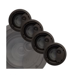 Phase Technology - CI6.0XMP Master Pack - In-Ceiling Speaker (4 Units)