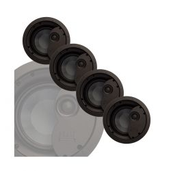 Phase Technology - CI-6.1XMP Master Pack - In-Ceiling Speakers (4 Units)