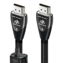AudioQuest - Dragon eARC - 48 Gbps eARC Focused HDMI Cable