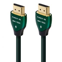 AudioQuest - Forest 48 - 48Gbps 8k/10k HDMI Cable