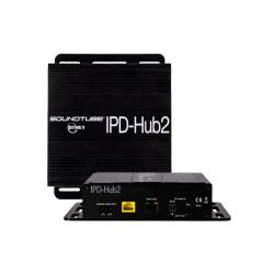 SoundTube - IPD-HUB2 - Dante-enabled DSP Amplifier