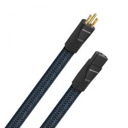 AudioQuest - Monsoon - 3-Pole Power Cable (Single)