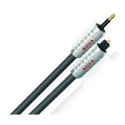WireWorld - Nova (NMO) - Toslink to 3.5mm Connector Optical Digital Audio Cable