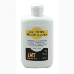 LAST Factory - RCL - All-Purpose Record Cleaner 4oz Large