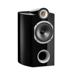 TRIANGLE - Signature Theta - HiFi Bookshelf Speakers (Pair) - Black High Gloss