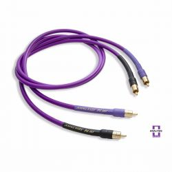 Analysis Plus - Solo Crystal Oval - Phono Cable (Single)