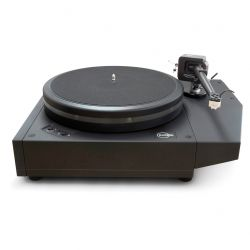 Kuzma - Stabi R - Compact Manual Turntable (Shown with one arm wing) (Stogi Ref Tonearm not included)