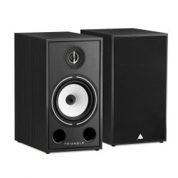 TRIANGLE - Borea BR03 - HiFi Bookshelf Speakers (Pair) - Black