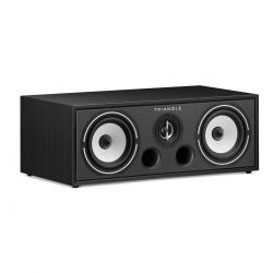 TRIANGLE - Borea BRC1 - Home Cinema Center Speaker (Single) - Black