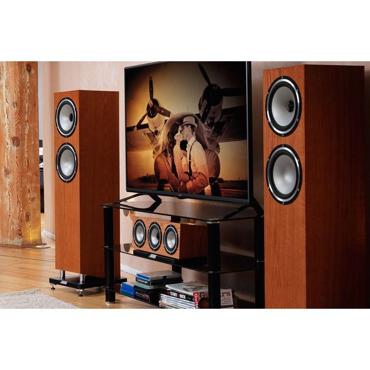 Tannoy Revolution Xt8f Floor Standing Speaker Single
