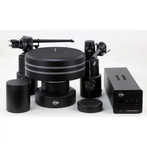 Kuzma - Stabi XL DC - Manual Turntable (Black Finish)