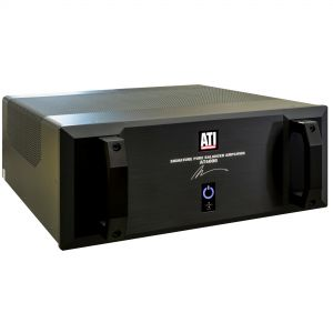 ATI Amplifier Technologies - AT 4000 - Multi-Channel Stereo Amplifier
