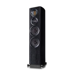Wharfedale - EVO4.3 - Dual 5-inch 3-way Floorstanding Speakers (Pair)