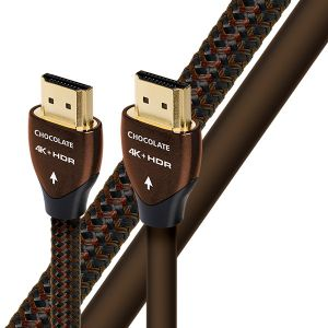 AudioQuest - Chocolate - HDMI Digital Audio/Video Cable (Single)