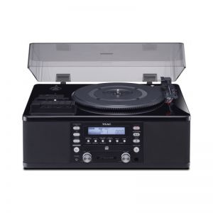 TEAC - LP-R660USB - CD Recorder with Cassette and Turntable