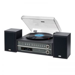 TEAC - MC-D800 - Turntable / CD System