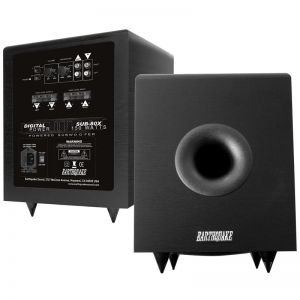 Earthquake - Sub-80 - Ported Subwoofer