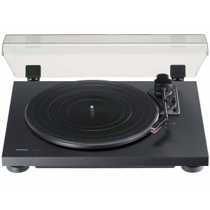 TEAC - TN-180BT - 3-Speed Analog Turntable with Phono EQ and Bluetooth