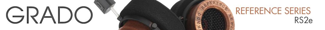 Grado - Reference Series - SR2e Headphones