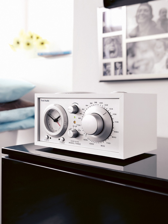 Tivoli Audio Model Three with Bluetooth
