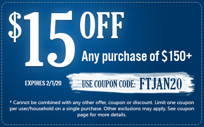 Get $25 off most purchases of $250 or more! Use coupon code: T5DEC19 at checkout!