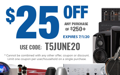 Get $25 off most purchases of $250 or more! Use coupon code: T5JUNE20 at checkout!