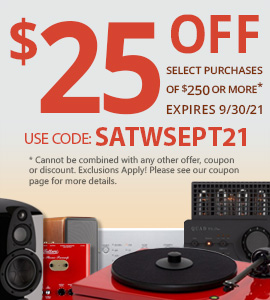 Take $25 off all purchases of $250 or more! Use code: SATWSEPT21 on checkout.