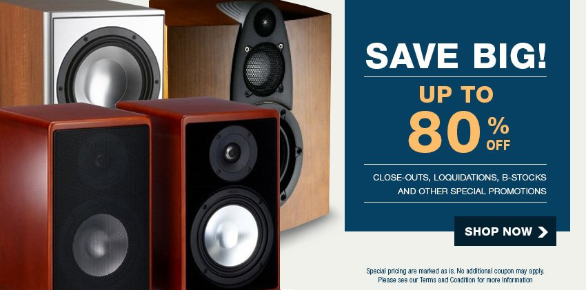 More Savings! Now available in our Specials page!