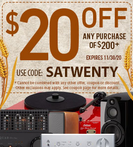 Take $20 off all purchases of $200 or more! Use code: SATWENTY on checkout.