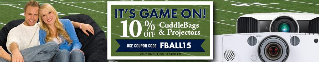 FOOTBALL SEASON IS HERE! Use Coupon Code FBAL15 at checkout!