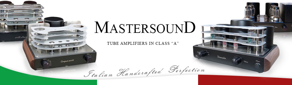 Mastersound - Italian Handmade Perfection