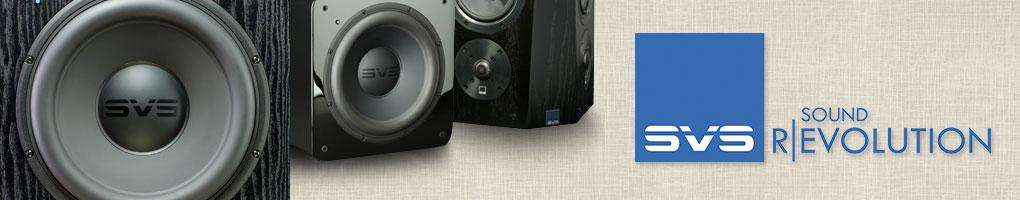Introducing SVS Sound! Astonishing Sounds, Unsurpassed Value!