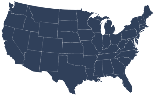 U.S. contiguous states