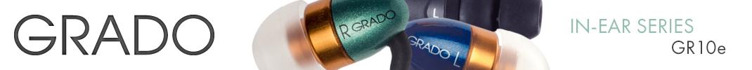 Grado - In Ear - GR10e Headphones