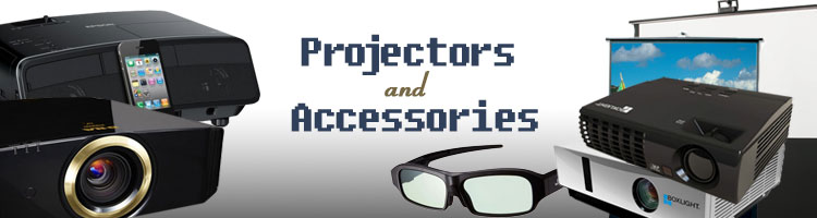 Display - Projectors and Accessories