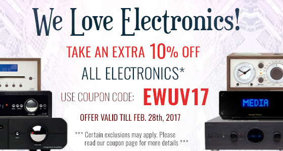 Take 10% off Everything! Use coupon code: EWUV17 at checkout!