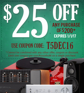 Get $25 off any purchase of $250 or more! Use coupon code: T5DEC16 at checkout!
