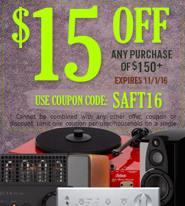 Get $15 off any purchase of $150 or more! Use coupon code: SAFT16 at checkout!